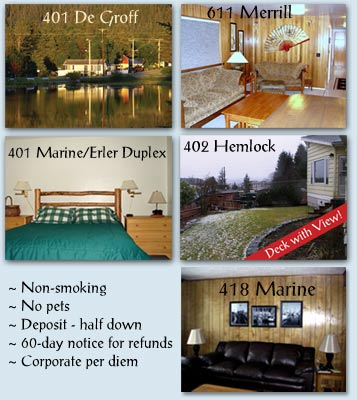 Sitka Rental Homes